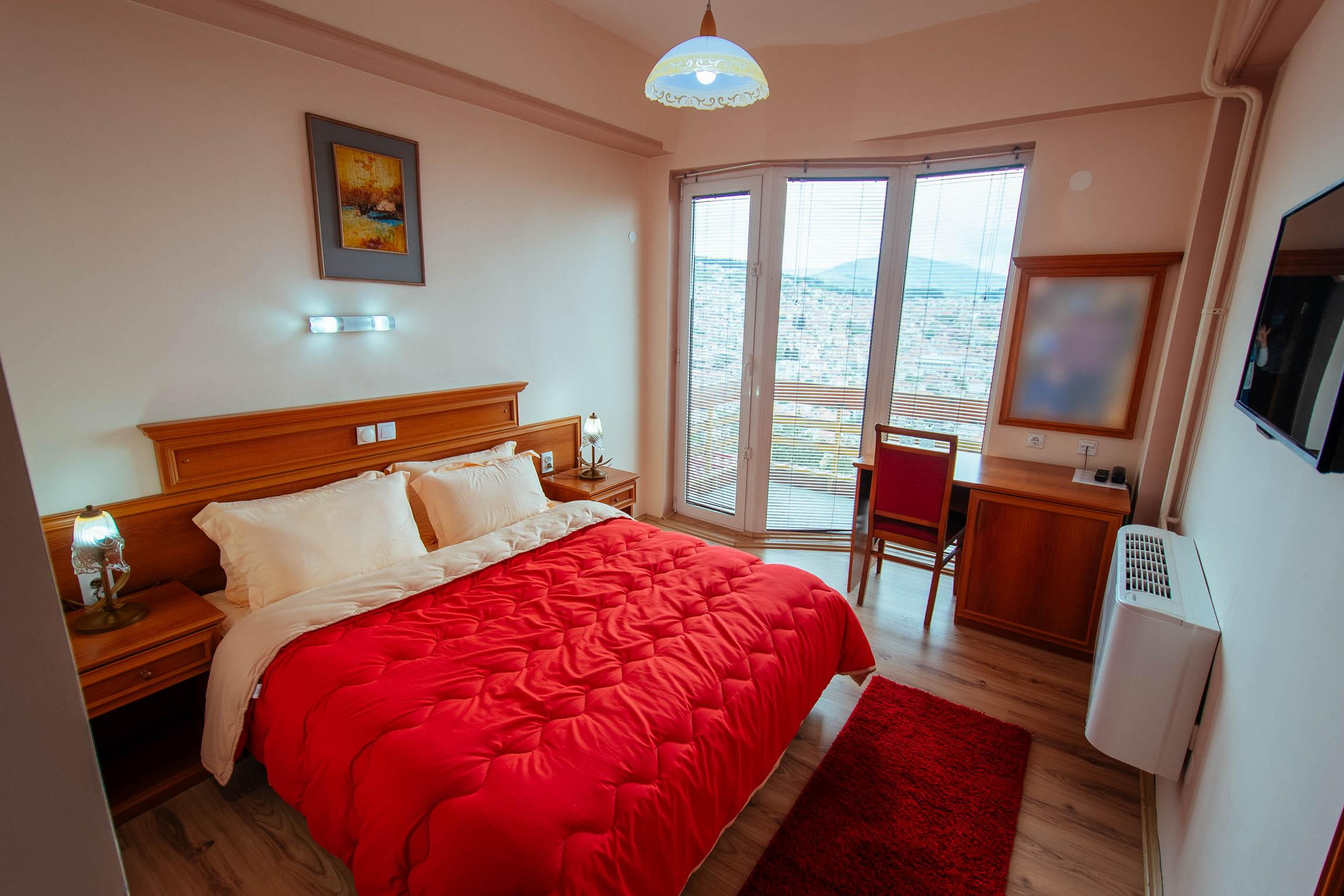 Double room in Krusevo